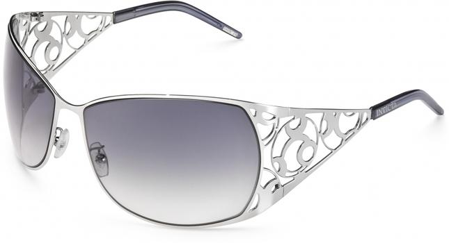 MADE IN ITALY New Invicta Gunmetal Full Rim Sunglasses Retail $299.00