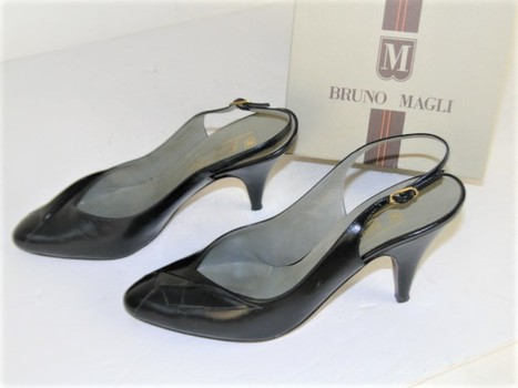 Bruno Magli Italy Women's Shoes Sz 8-1/2