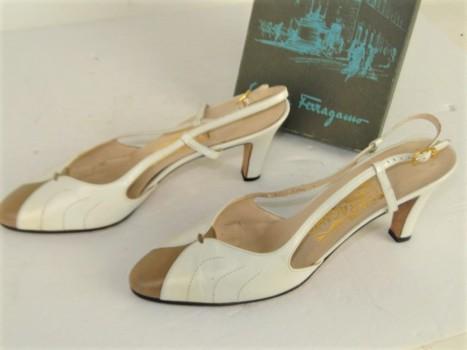 Salvatore Ferragamo Italy Women's Shoes Sz 8