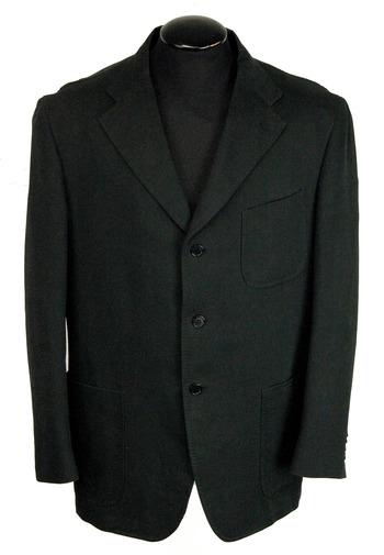 "Men's Designer GARRETT""S Casual Cotton Jacket - Size 38 - Retail $350.00"