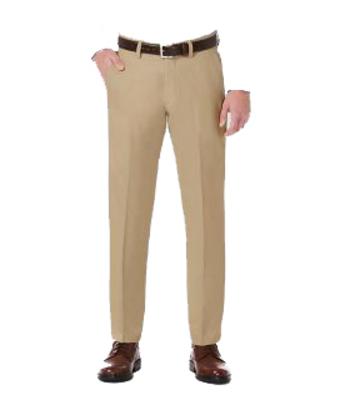 GF FERRE - Men's Italian Designer Cotton Dress Pants - Size 44 - Retail $325.00