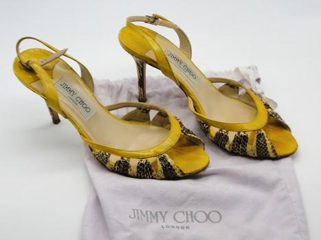 Jimmy Choo Women's Shoes Sz 9 Retail $650.00
