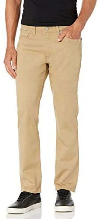 LEVI's Men's 511 Slim Fit - Gold Tencel Jeans - Size 32/32
