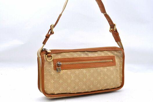 Louis Vuitton Monogram Mini Kathleen Shoulder Bag Beige