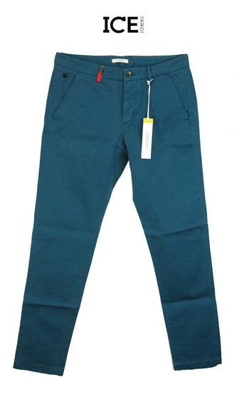 ICEBERG Men's Italian Designer Cotton Casual Pants - Tag Size 58 EU/42 US - $450.00 Retail