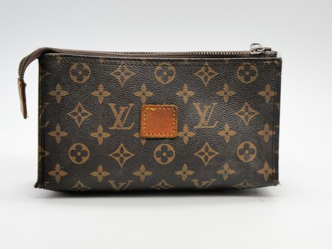 Louis Vuitton Clutch or Cosmetic Bag