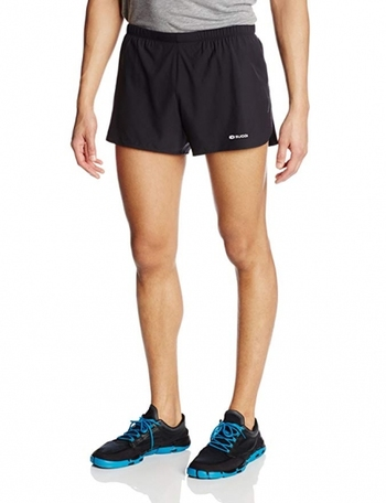 New Sugoi Men's RSR Split Running Shorts, LG