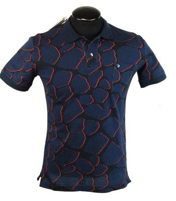 ICEBERG Men's Italian Designer Polo Shirt - Size S - $395.00 Retail