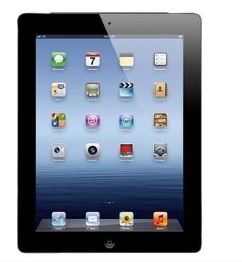 Apple  iPad 3rd Gen (16 GB) with Wi-Fi Black – Model #MD366LL/A