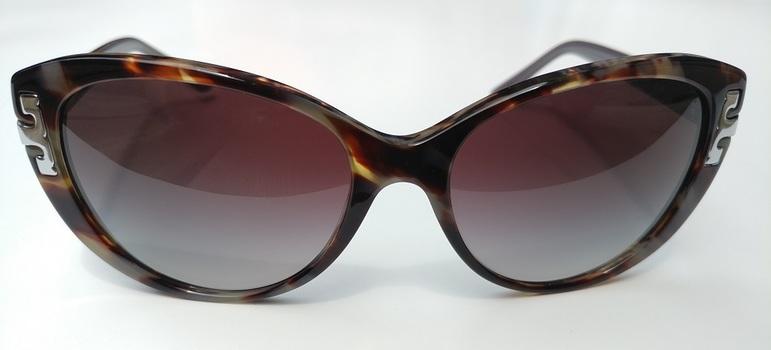 Tory Burch Serif-T Cat Eye Sunglasses