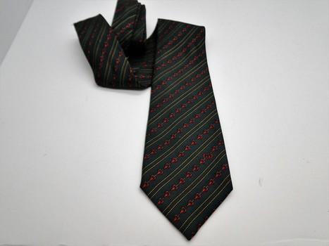Gucci Classic Silk Tie Italy MSPR $299