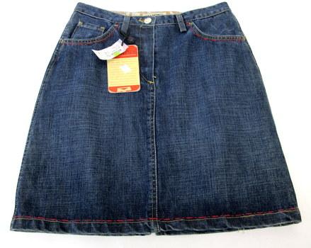 Mason's Women's Denim Skirt- Size 40 (S)