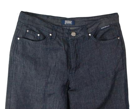 Women's GF FERRE Cotton Pants - Size 27 - $295.00 Retail