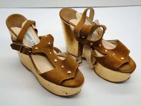 Jimmy Choo Women's Shoes Sz 5-1/2 MSRP $440.00
