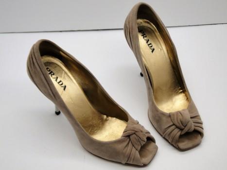 Prada Women's Shoes Sz 7-1/2