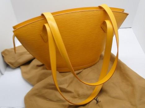 Louis Vuitton Saint Jacques Handbag MSRP: $1,990.00