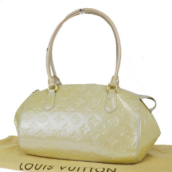 LOUIS VUITTON  Vernis Sherwood  Shoulder HandBag Monogram