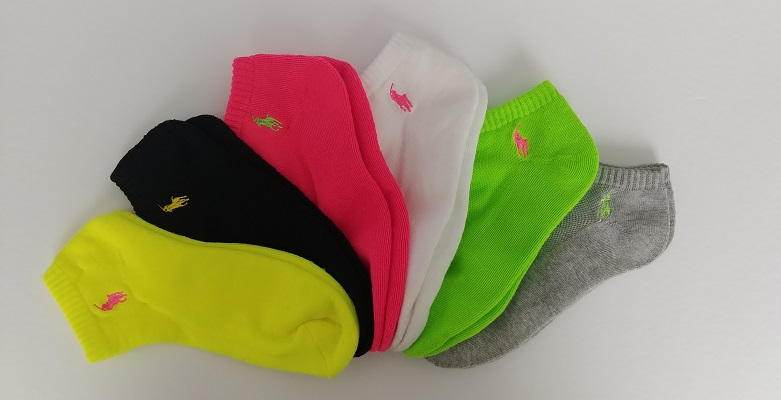 55cd3a774c Polo Ralph Lauren Low-Profile Sport Sock 6-Pack | Property Room