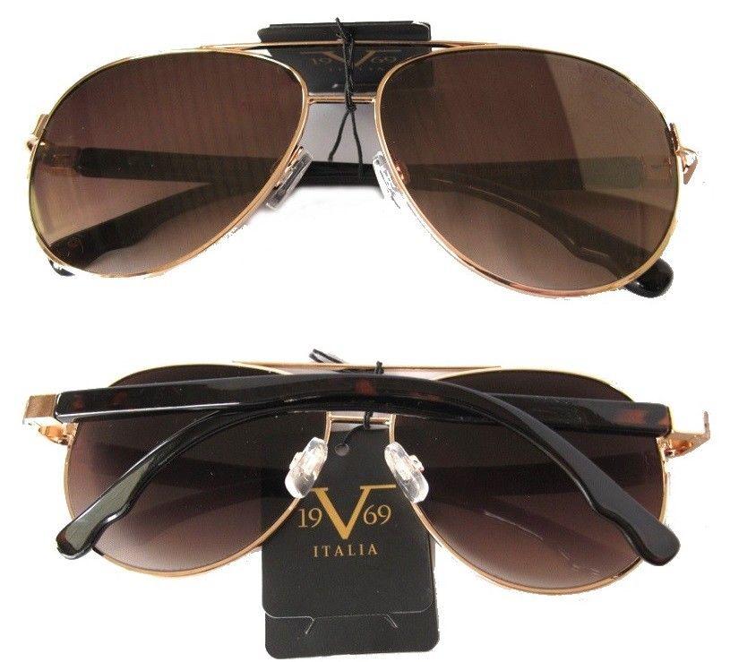 2458ae83ca33 New V1969 ITALIA Sunglasses VERSACE 1969 Abbigliamento