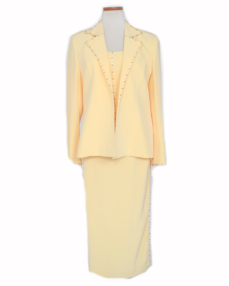 New Sioni Couture Women S 3 Piece Suit Size Large Store Retail