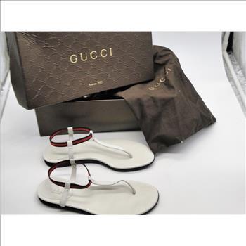 92a18d7ec998 Gucci Sandals with Gucci Box Retail  239.00