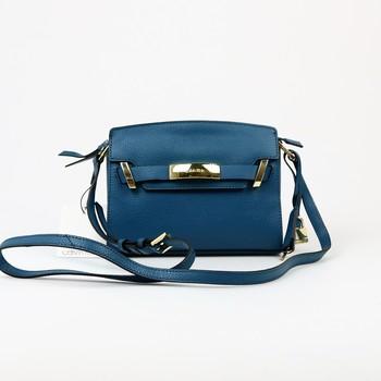 Calvin Klein Brooke Leather Crossbody