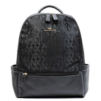 NX  Noble Exchange Black on Black BackPack