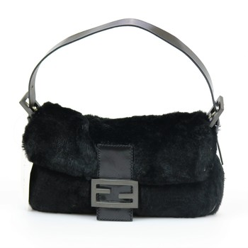 Fendi Fur Shoulder Bag