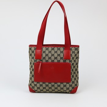 Gucci GG Monogram Shoulder Bag