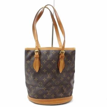 Louis Vuitton Bucket Handbag
