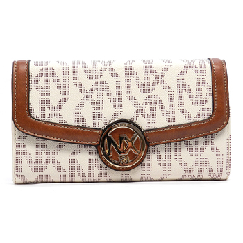 NX Noble Exchange Ivory Wallet NX025I