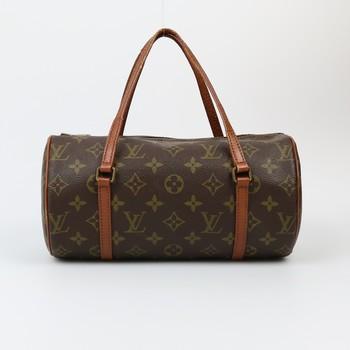 Louis Vuitton Papillon Shoulder Bag