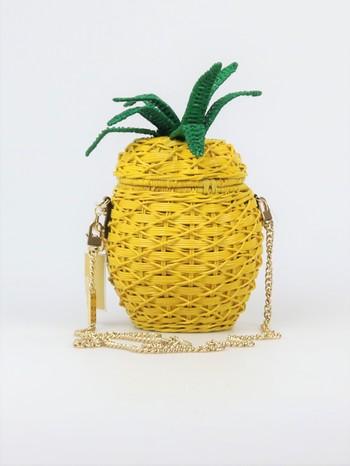 Michael Kors Nouveau Pineapple Crossbody