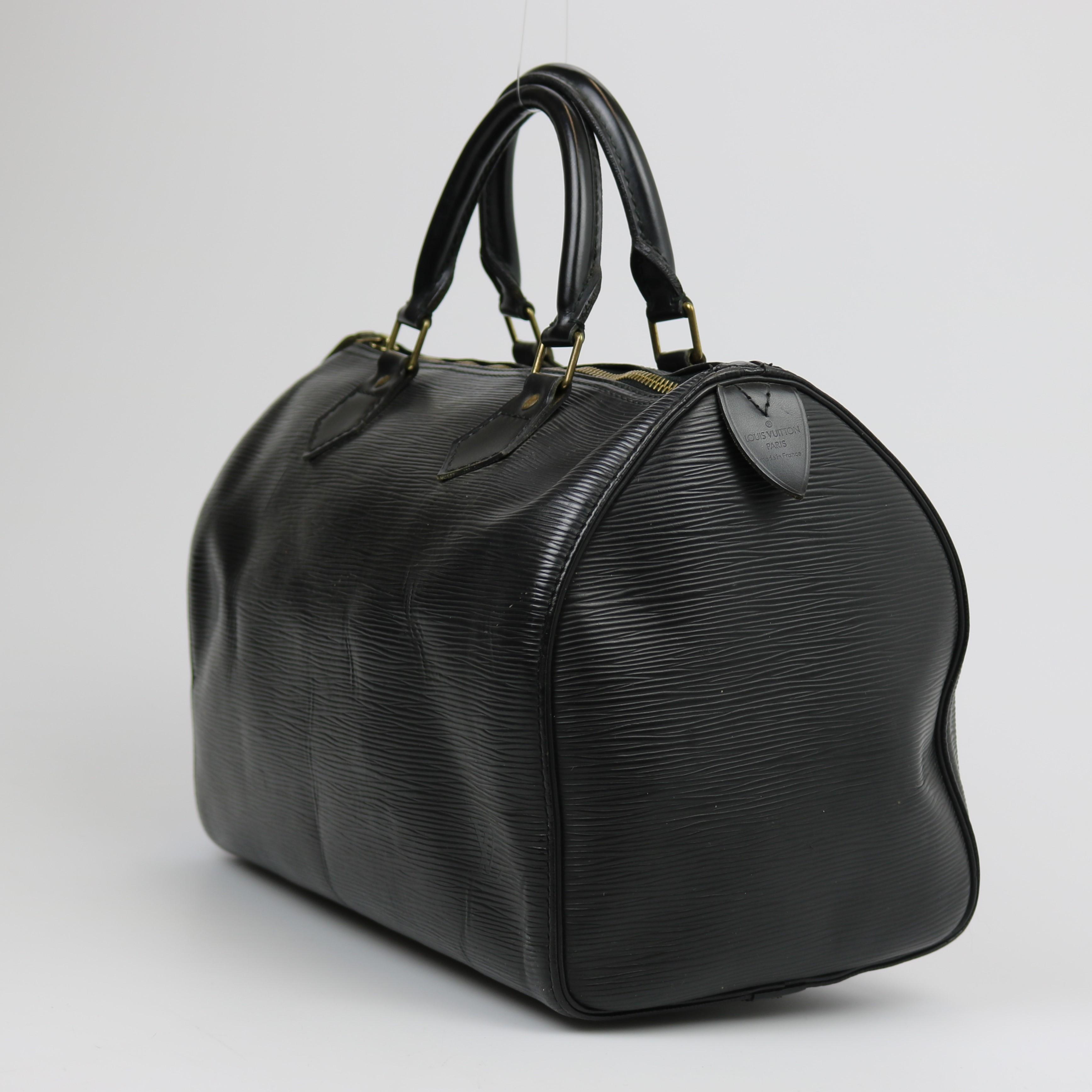 b0c15ed3ae9d Louis Vuitton Epi Leather Speedy 30