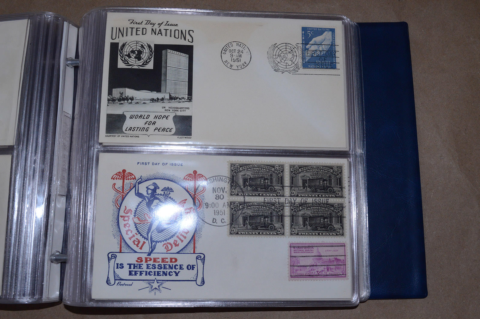 United States First Day Cover Society