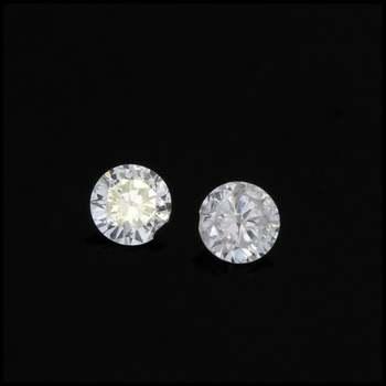 0.20ctw I1-I2, H-I Lot of Matching Natural Loose Diamonds Round Brilliant Cut