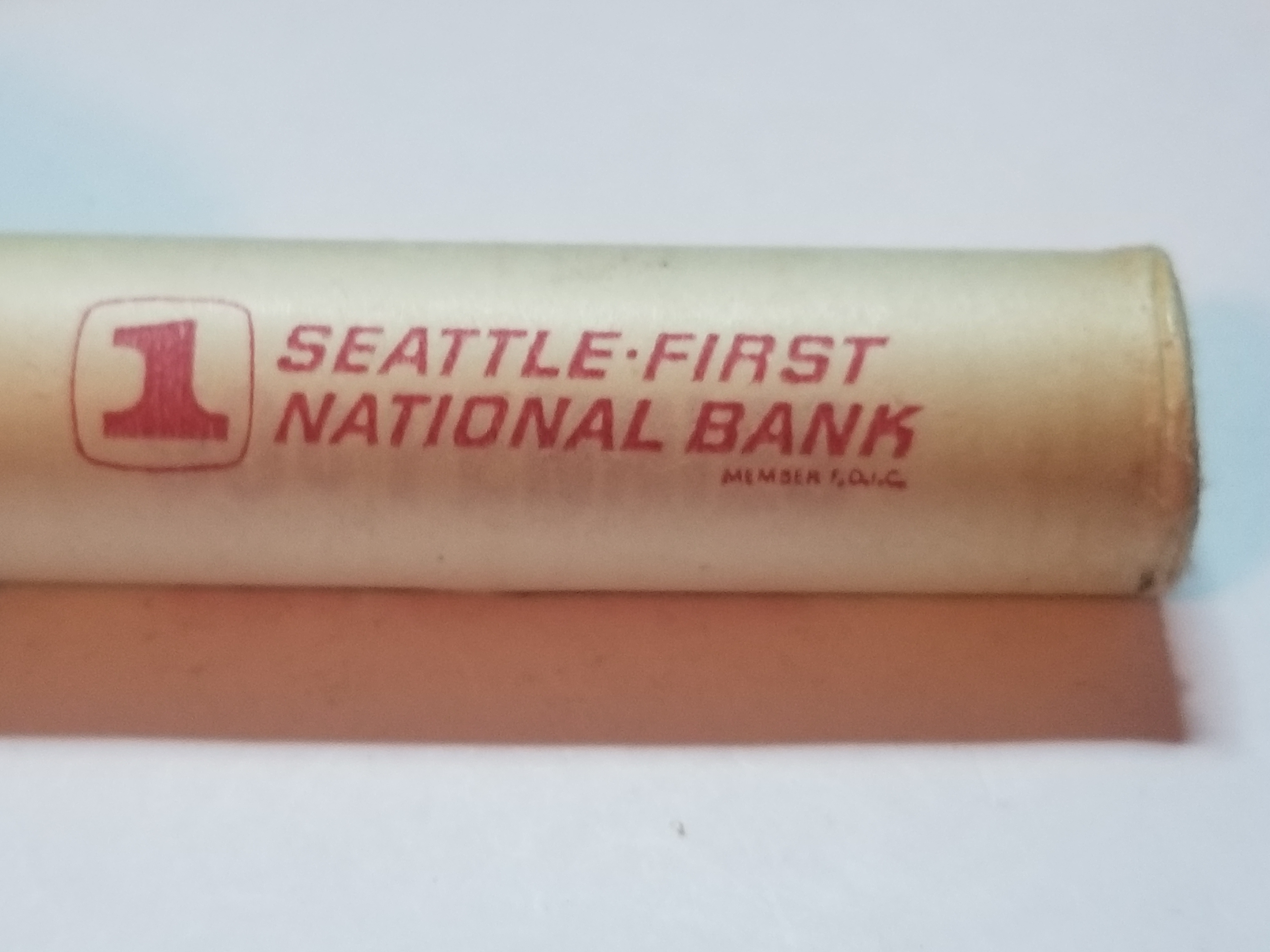 2016  D ORIGINAL BANK WRAPPED LINCOLN PENNY CENT ROLLS