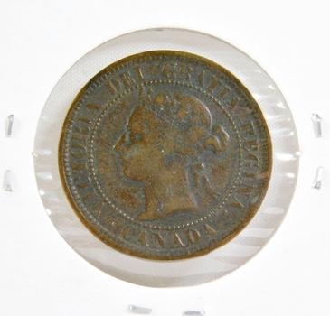 1888 Canada 1 Cent