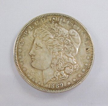 1889 Morgan Silver Dollar High Grade