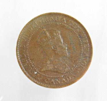 1902 Canada One Cent High Grade