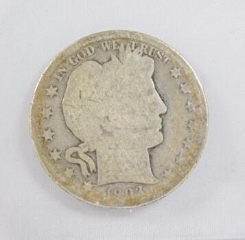 1903-O Silver Barber Half Dollar