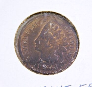 1904 Indian Head Cent - Nice Color