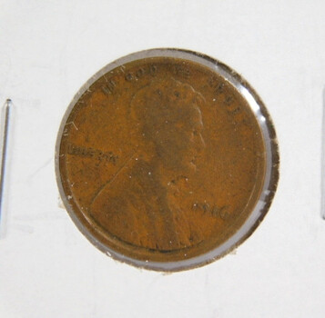 1916 Lincoln Wheat Cent
