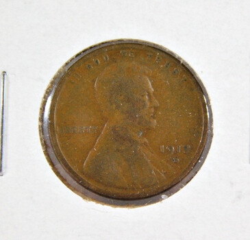 1917-D Lincoln Wheat Cent