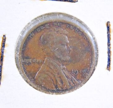 1919 Lincoln Wheat Cent