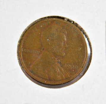1920 Lincoln Wheat Cent