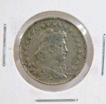 1921 Brazil 100 Reis*Nice Detail