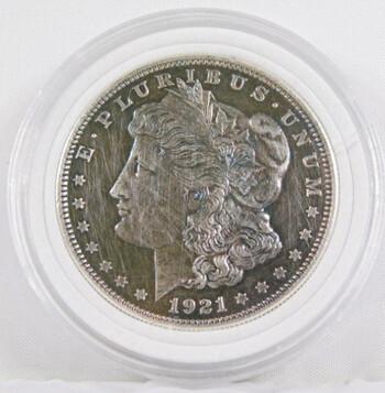 1921 Morgan Silver Dollar High Grade