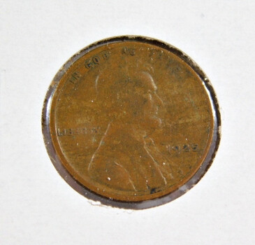 1925 Lincoln Wheat Cent