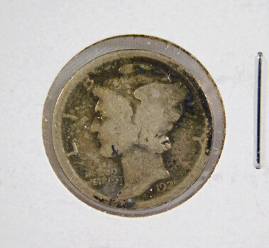 1925-D Silver Mercury Dime